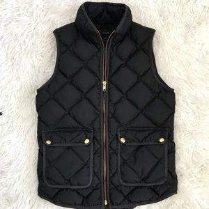 JCrew Vest in Black